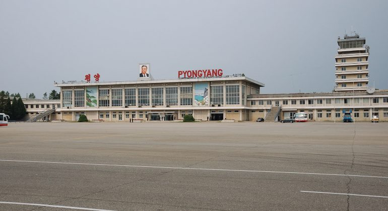 Inside The World's Worst Airline, Air Koryo