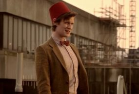 Dr. Who's Fez: LAX to London & Morocco