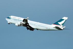 Review: Cathay Pacific Business Class • HKG-TPE-KIX