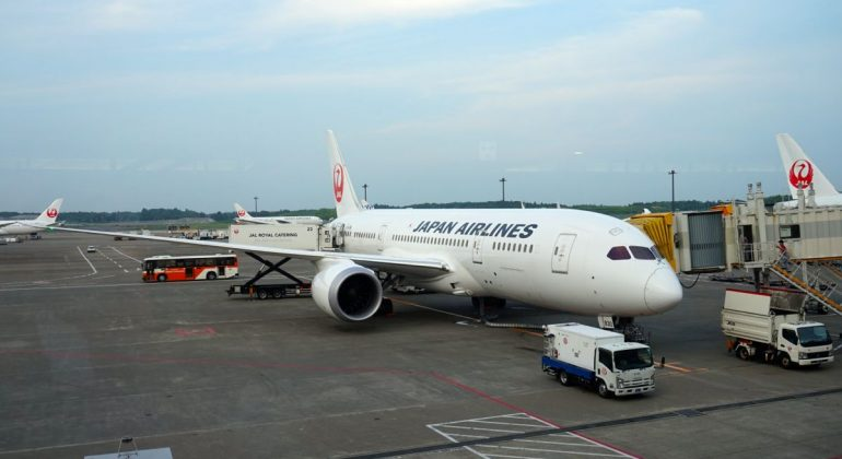 Review: JAL Business Class •NRT-JFK