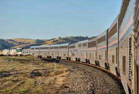 Riding the Coast Starlight