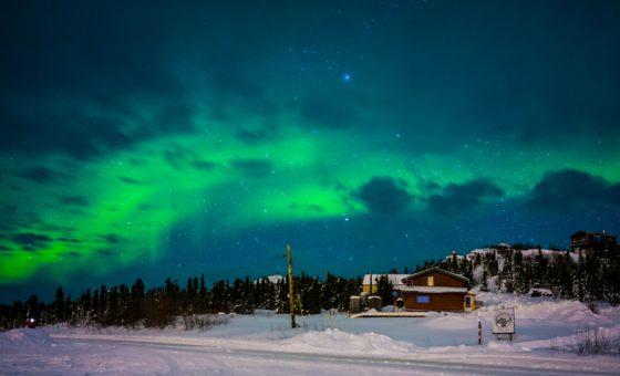 Off to the Wilderness: Orlando, Florida to Fairbanks, Alaska