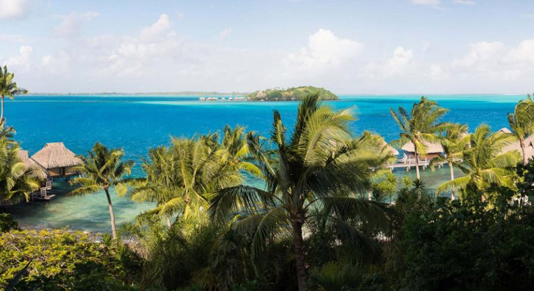 Hacking A Honeymoon In Bora Bora