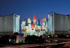 Review: Excalibur Las Vegas