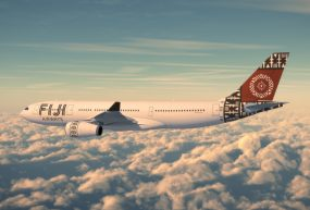 On To Auckland: Fiji Airways Business Class A330-200