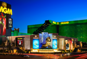 Review: MGM Grand Executive Suite