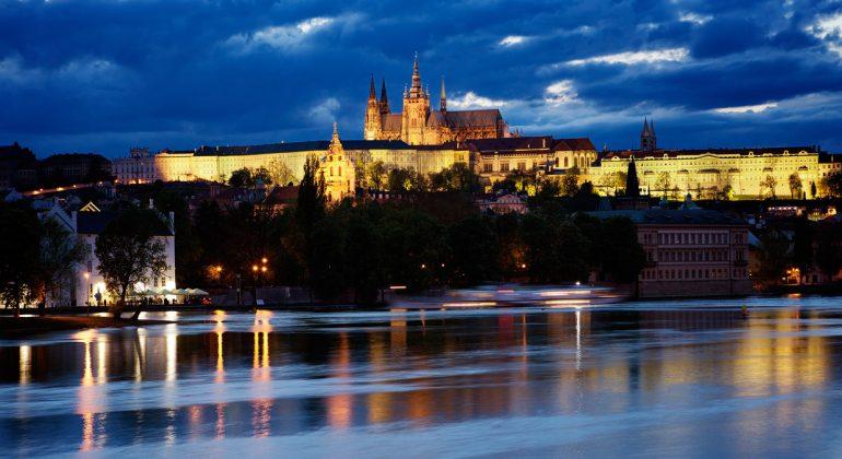 Singing in Prague: Minneapolis to Prague, Paris & Milan