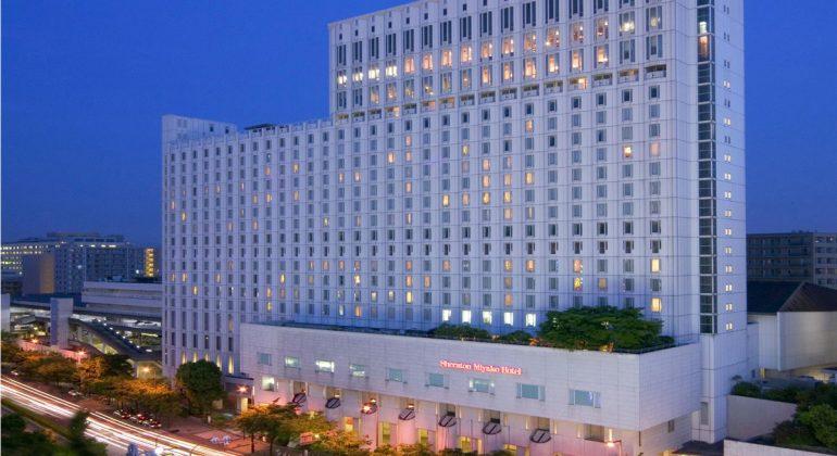 Review: Sheraton Miyako Hotel Osaka