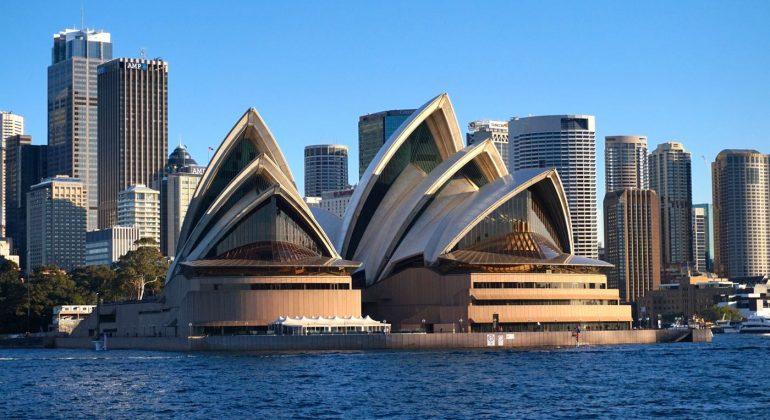 Surprise in Sydney: Washington, DC to Sydney, Australia
