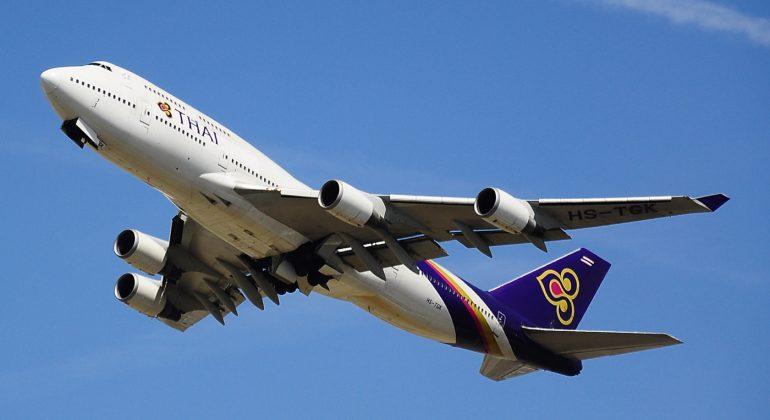 Review: Thai Airways Business Class • SYD-BKK & BKK-HKG
